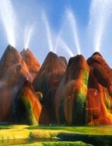 Fotografije koje izgledaju kao da prikazuju predele drugih planeta (GALERIJA)