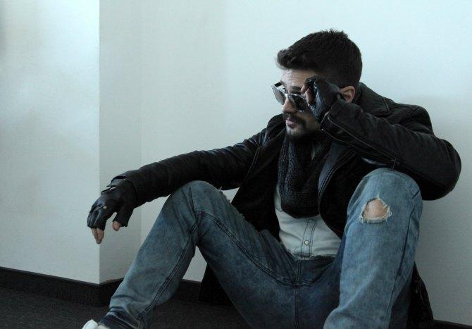 Velja Intervju: Velimir Kisić, grafički i multimedijalni dizajner