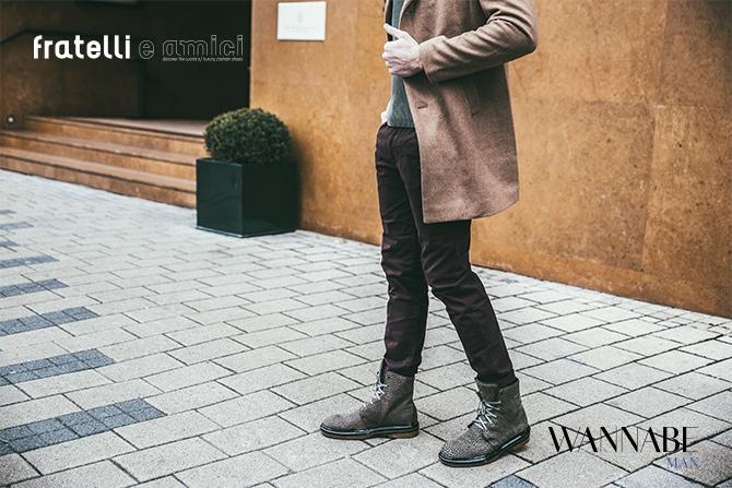 Wannabe Fratelli Modni predlozi W670 6 Modni predlog Fratelli e Amici: Stil koji neguju savremeni muškarci