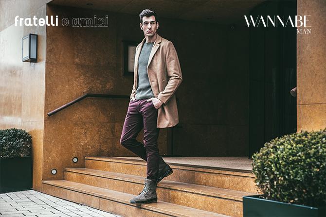Wannabe Fratelli Modni predlozi W670 7 Modni predlog Fratelli e Amici: Stil koji neguju savremeni muškarci
