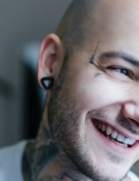 Bez predrasuda: Nemanja Tadija Dadić, tattoo artist (VIDEO)