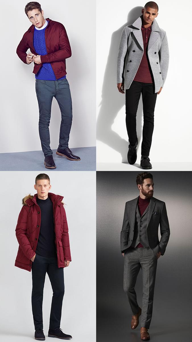 bordo 5 ključnih boja za zimu i kako da ih nosiš