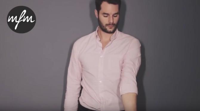 kosulja 2 4 jednostavna načina za savijanje rukava košulje