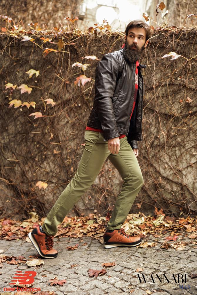 new balance Iskoristite jesenje boje čak i za zimski autfit