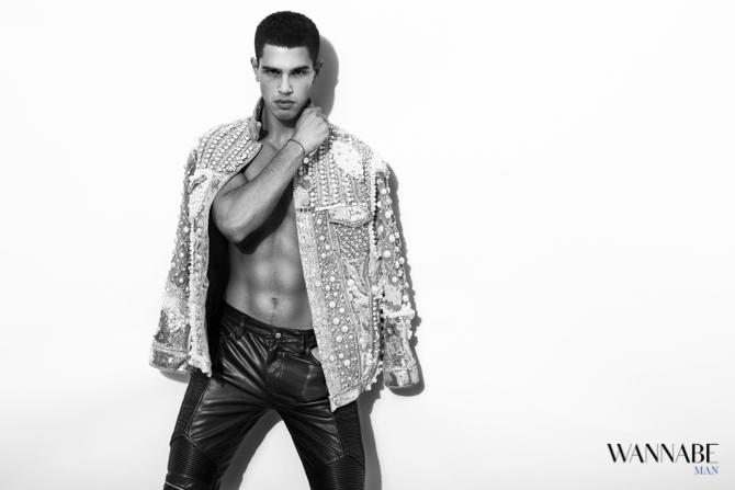 denis jovanovic 1 Intervju: Denis Jovanović, model (VIDEO)