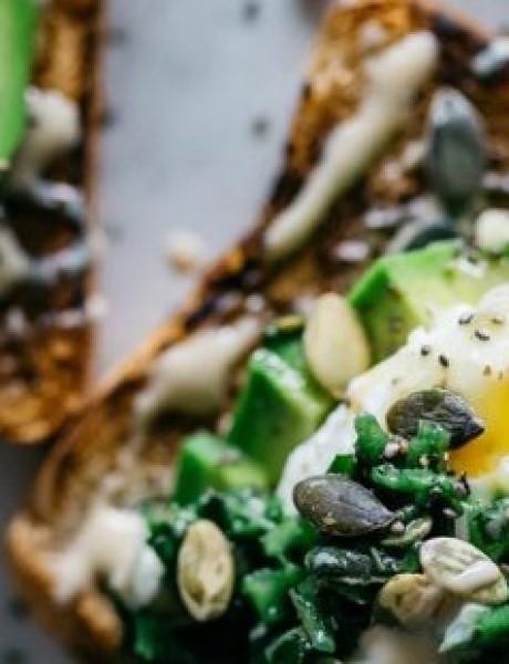Ako želiš da budeš zdrav doručkuj ovo