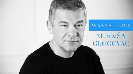 WannaGive: Nebojša Glogovac o davanju i humanosti