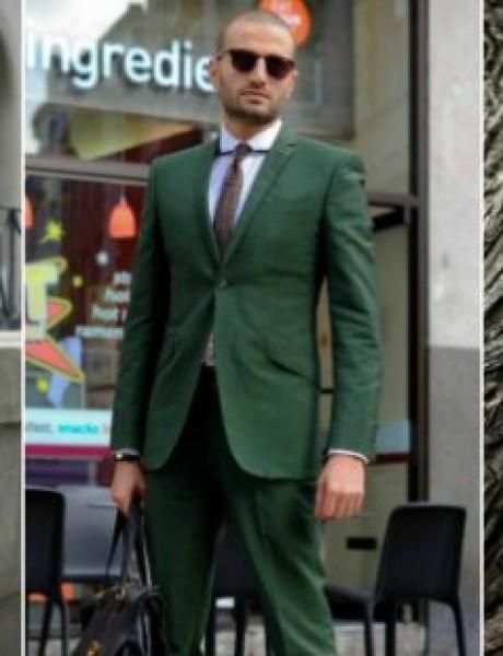 Zelena je trendi boja ove godine, a evo i kako da je nosiš