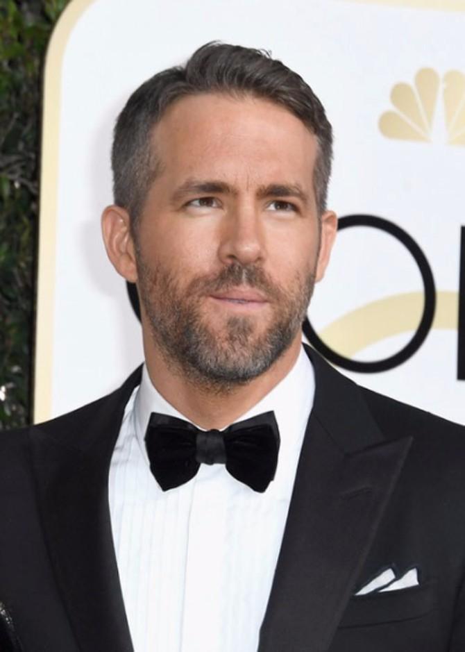 rajan Glumci koji su prošetali najlepše brade na dodeli Zlatnog globusa 2017.