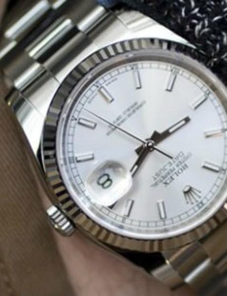 Greške koje pravite kada nosite sat