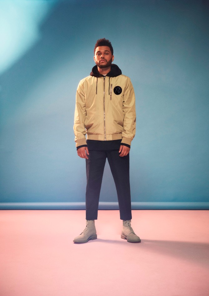 HM Spring Icons Selected by The Weeknd 1 H&M kolekcija Spring Icons Selected by The Weeknd