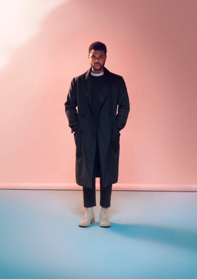 HM Spring Icons Selected by The Weeknd 6 H&M kolekcija Spring Icons Selected by The Weeknd