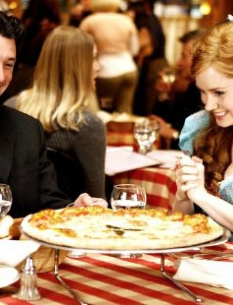 Stvari koje treba da znaš kada se zabavljaš sa devojkom koja obožava picu (GIFOVI)