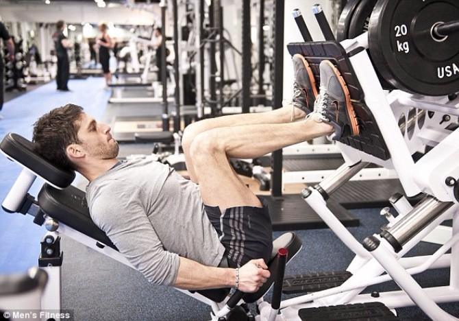 fitness 11 Razlozi koji te dovode do gubljenja mišićne mase