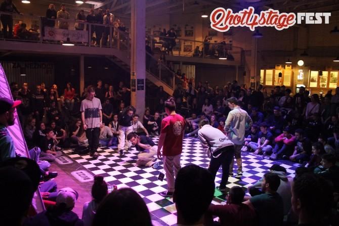 hip hop festival 5 Održan najveći regionalni HipHop festival   2Hot4Stage