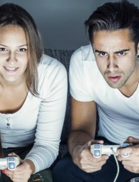 Za oslobađanje od stresa video igrice su bolje od seksa?