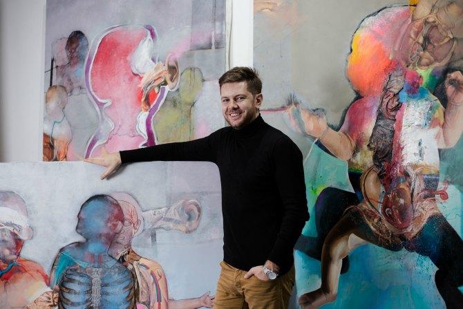 marko kusmuk Intervju: Marko Kusmuk, slikar