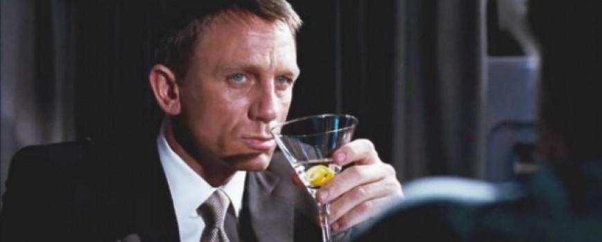 Otkrivamo ti recept savršenog martinija koji pije Džejms Bond