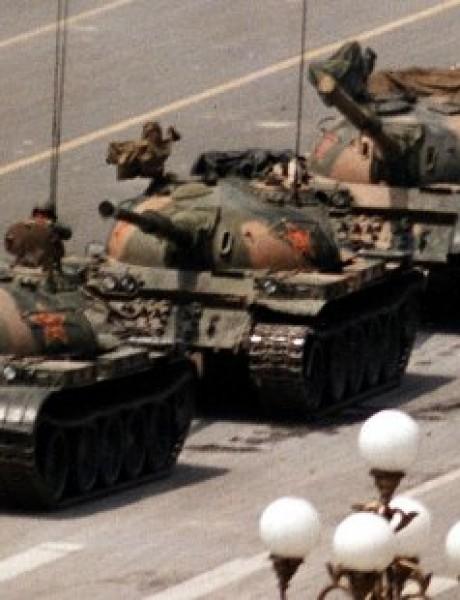 Tank man: Čovek koji je začudio svet za pola sata
