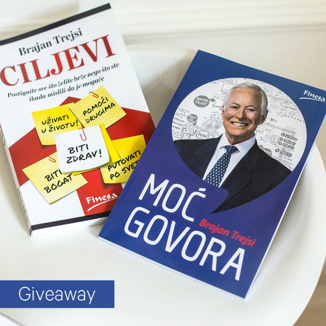 knjige 1 Facebook Giveaway: Knjige koje svaki muškarac treba da pročita
