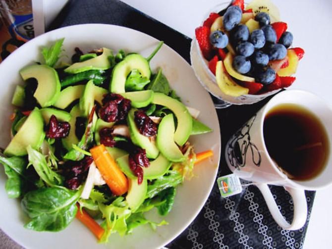 pravila zdrave ishrane 4 Pravila ishrane koja ti pomažu da istopiš masne naslage