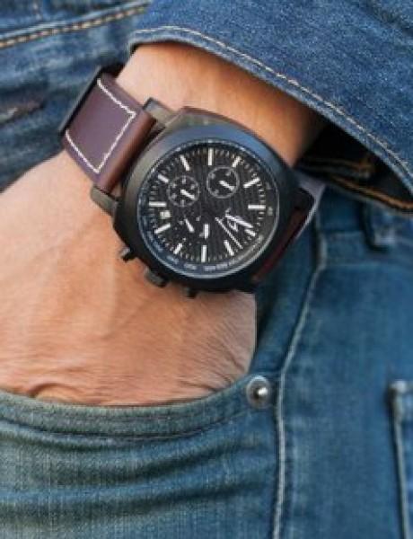 Muški satovi: 3 trenda koja ćeš želeti u 2017-oj