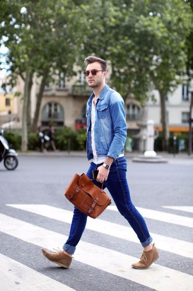 street style 11 Klasični odevni komadi koji bi trebalo da budu u ormaru svakog muškarca ovog proleća