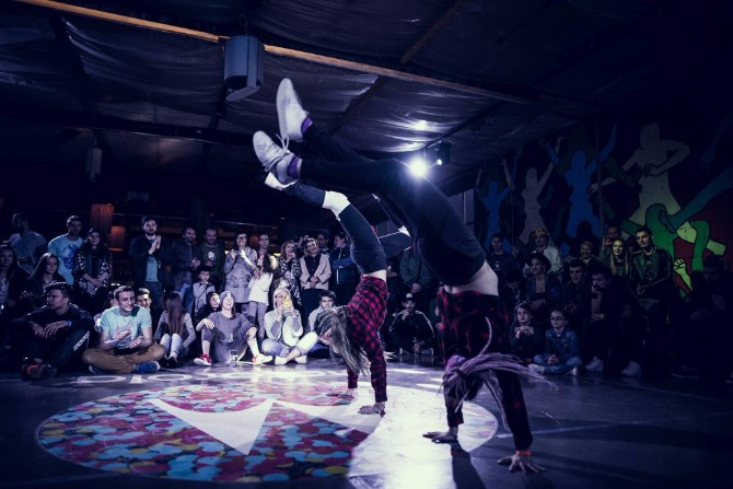 Funk You8 Održan najveći hip hop/break dance festival u Beogradu Funk You