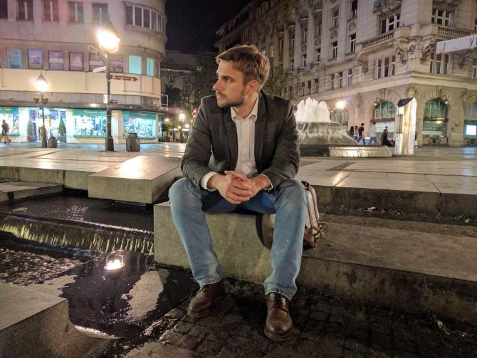 filip grbic 1 Intervju: Filip Grbić o svojim počecima i prvom objavljenom romanu