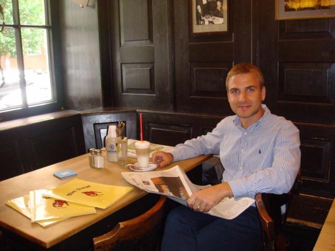 filip grbic 2 Intervju: Filip Grbić o svojim počecima i prvom objavljenom romanu