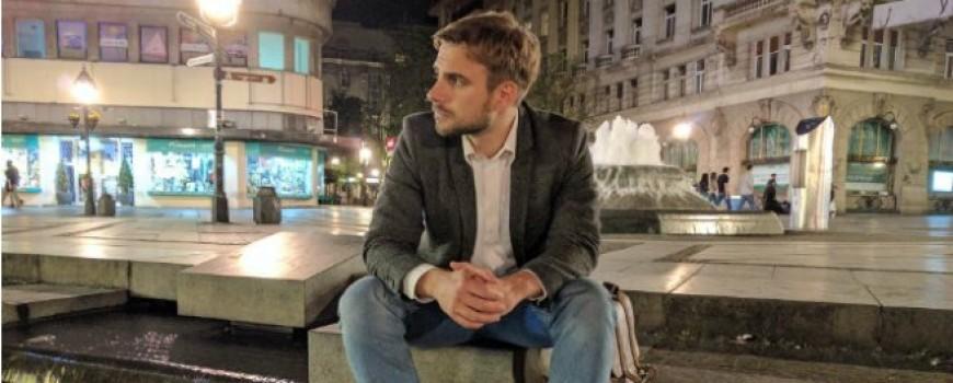 Intervju: Filip Grbić o svojim počecima i prvom objavljenom romanu