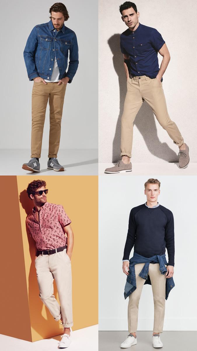 chino 1 Boje chino pantalona koje bi svaki muškarac trebalo da ima