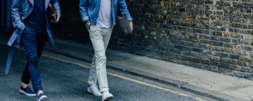 Boje chino pantalona koje bi svaki muškarac trebalo da ima