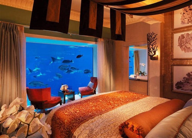 dubai Zapanjujući podvodni hoteli širom sveta