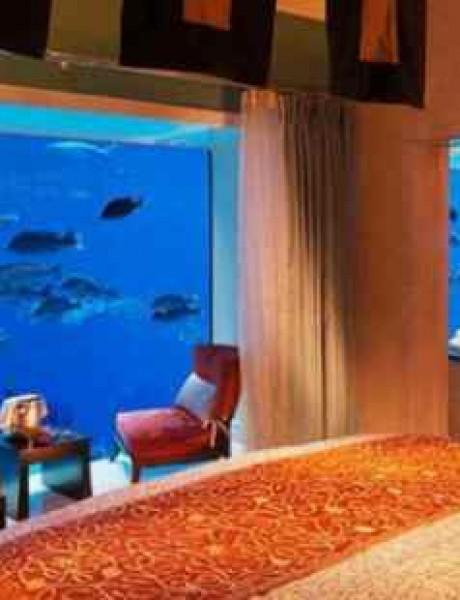 Zapanjujući podvodni hoteli širom sveta