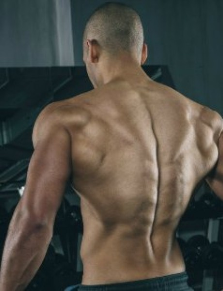 Vežbe za snažna i razvijena leđa