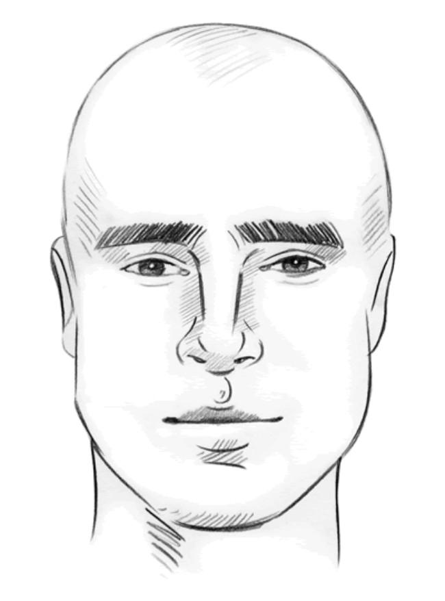 ovalno lice Kako da odabereš savršen oblik naočara za sebe?