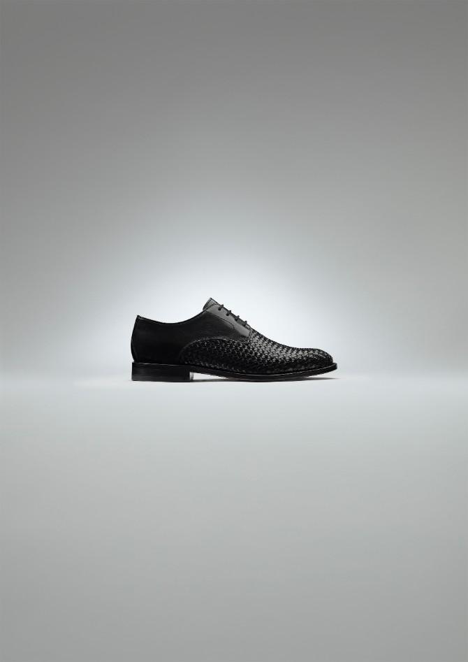 SS17 Mens Twinley Lace Side Najbolja obuća za muškarce koji vole spoj klasičnog i modernog
