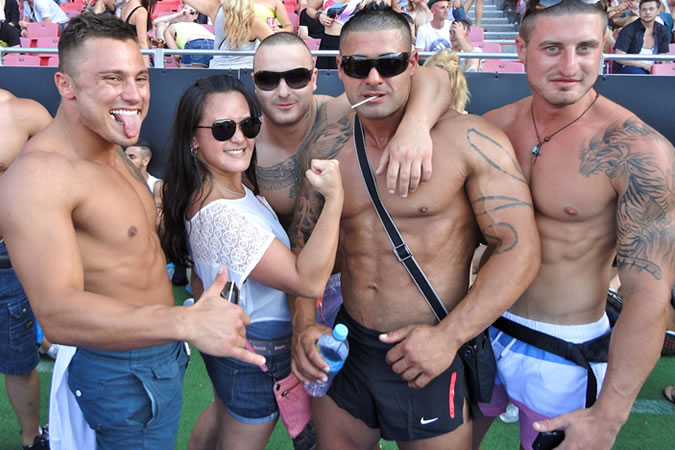 festival 1 Najgore vrste osoba i karaktera koje ćeš upoznati na letnjim festivalima