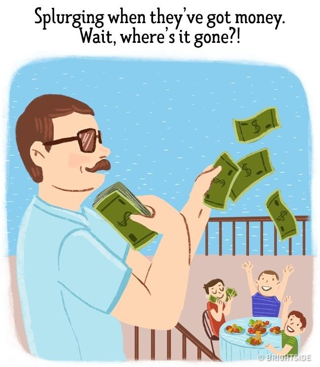 ilustracije 1 Greške koje muškarci stalno ponavljaju a žene izluđuju (ILUSTRACIJE)