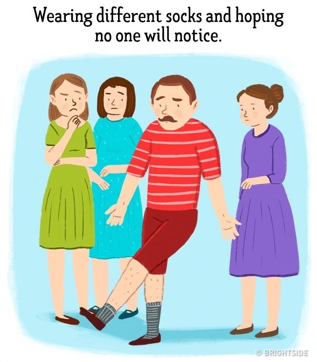 ilustracije 4 Greške koje muškarci stalno ponavljaju a žene izluđuju (ILUSTRACIJE)