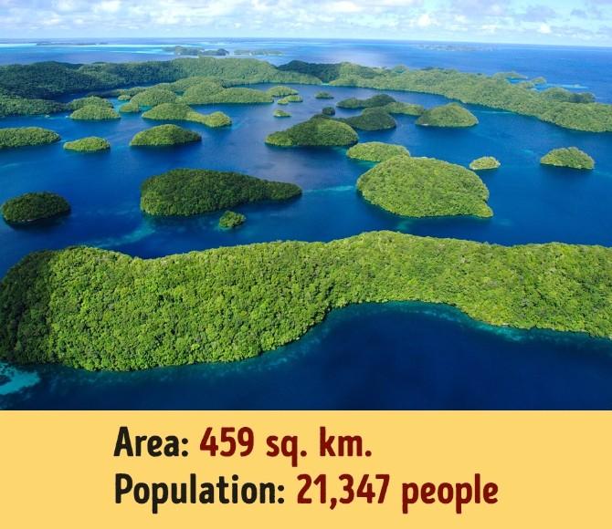 najmanje drzave na svetu 1 Najmanje države na svetu za čije postojanje skoro niko i ne zna