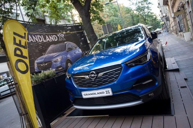 11 Svetska pretpremijera potpuno novog Opelovog modela Grandland X u Beogradu