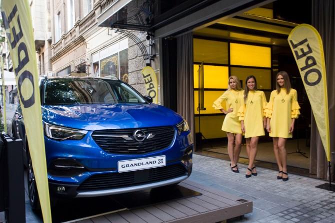 3 Svetska pretpremijera potpuno novog Opelovog modela Grandland X u Beogradu