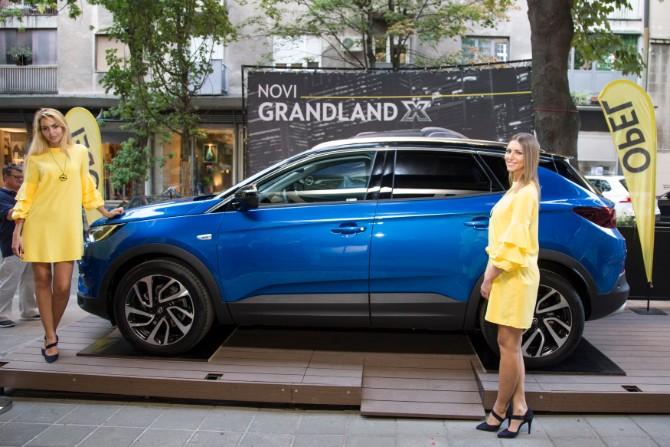 4 Svetska pretpremijera potpuno novog Opelovog modela Grandland X u Beogradu