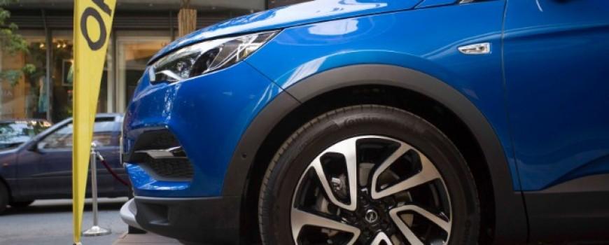 Svetska pretpremijera potpuno novog Opelovog modela Grandland X u Beogradu