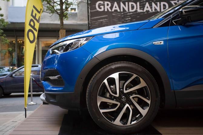 5 Svetska pretpremijera potpuno novog Opelovog modela Grandland X u Beogradu