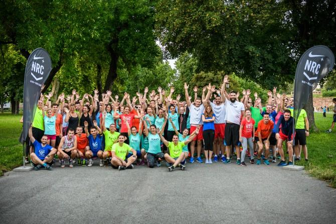 POCETAKPRIPREMAZAVELIKUNIKETRKU Početak priprema za veliku trku: Nike+ Run Club besplatni treninzi za sve trkače