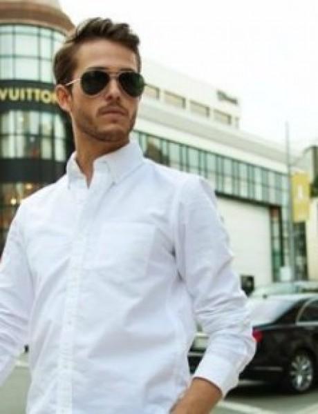 """Zanimljiv istorijski """"put"""" tvog omiljenog odevnog komada – bele košulje"""