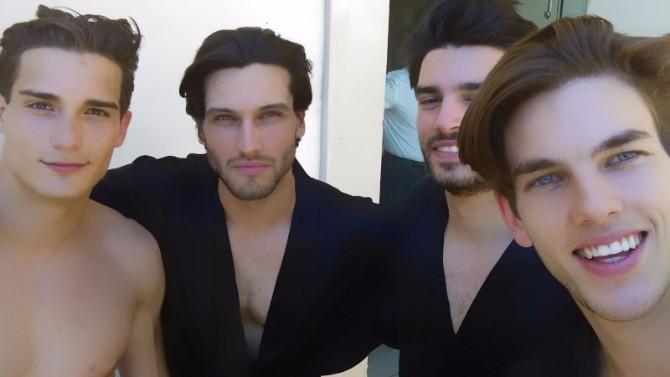 dg5 Intervju: Srpski modeli o učestvovanju na reviji Dolce & Gabbana